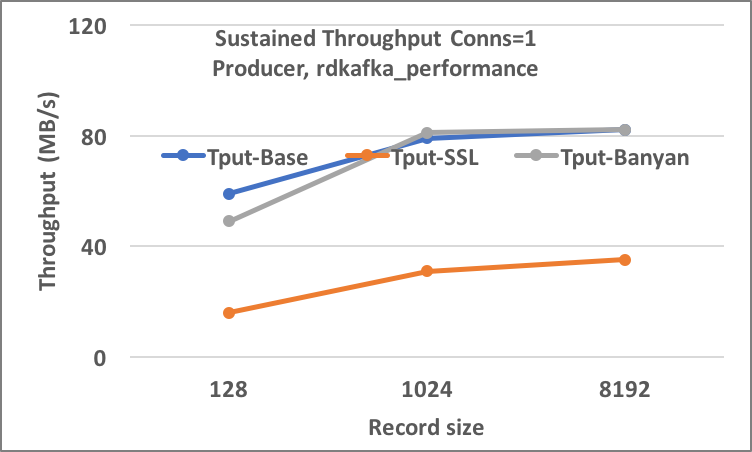 Throughput Comparisons